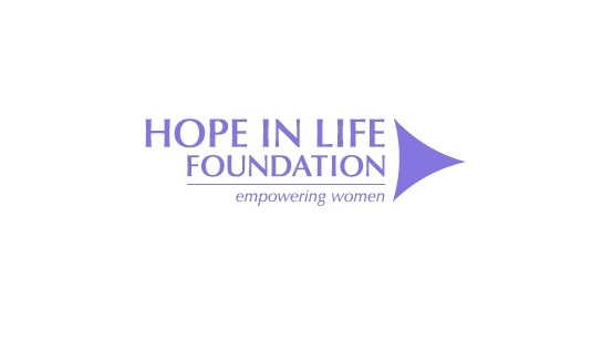 Hope In Life Foundation, web design by AA web development